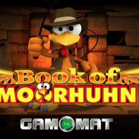 Book of Moorhuhn von Gamomat