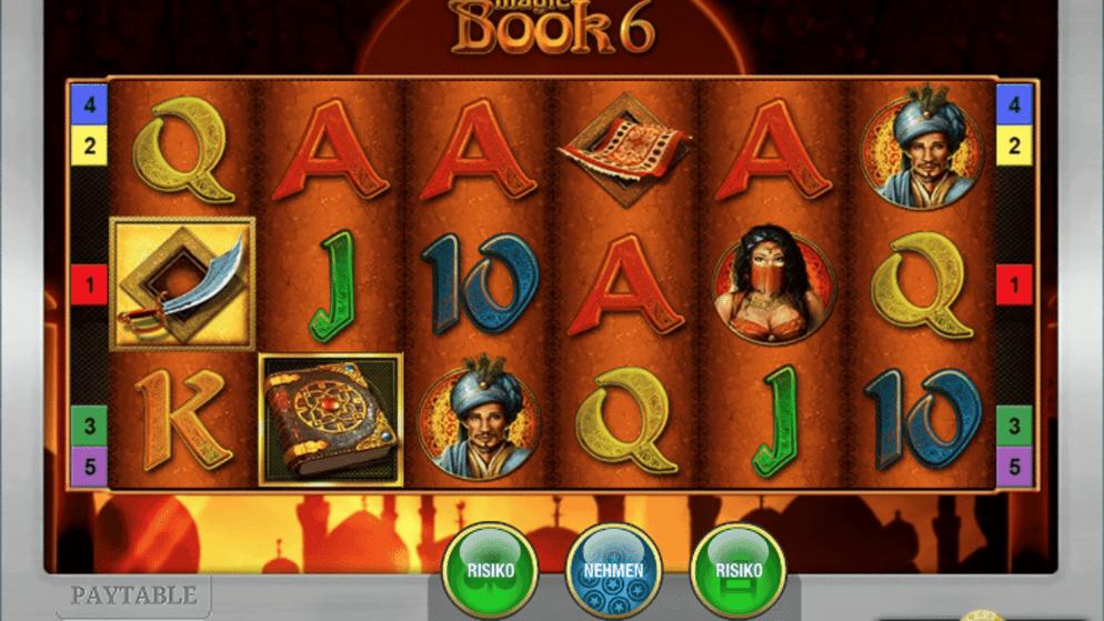 Magic Book 6
