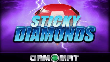 Sticky Diamonds von Gamomat