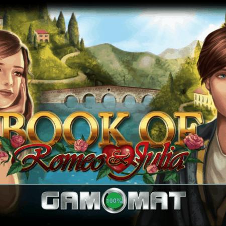 Book of Romeo & Julia von Gamomat