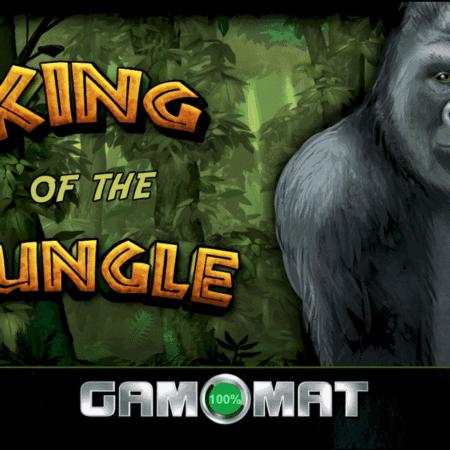 King of the Jungle Slot von Gamomat