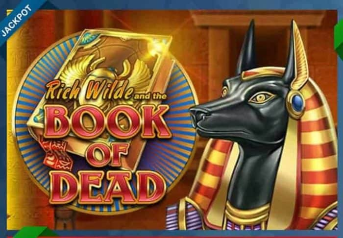 Book of Dead Slot Jackpot