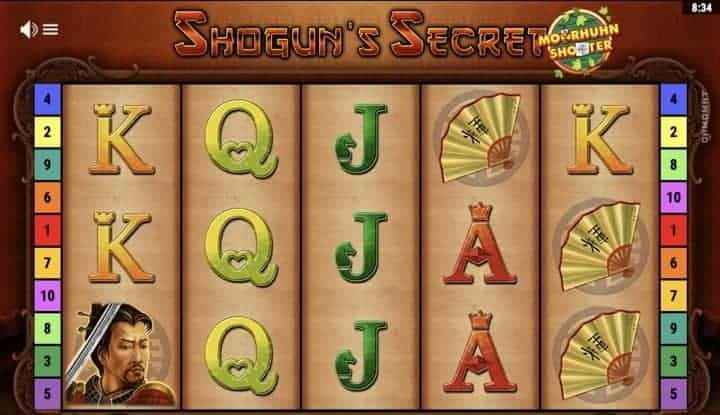 Spiele ShogunS Secrets - Crazy Chicken Shooter - Video Slots Online